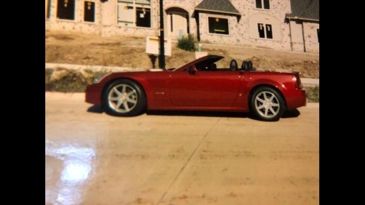 Peter Pyros 2006 Cadillac Xlr