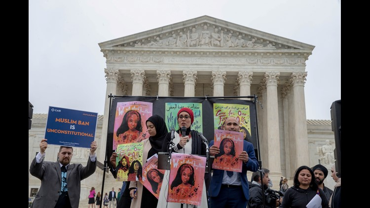 US Supreme Court to Hear Travel Ban Case