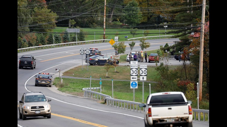 Nauman Hussain, the son of the owner of limousine company in the deadly crash that killed 20 people on Saturday, was taken into custody Wednesday by State Police, his lawyer confirmed.