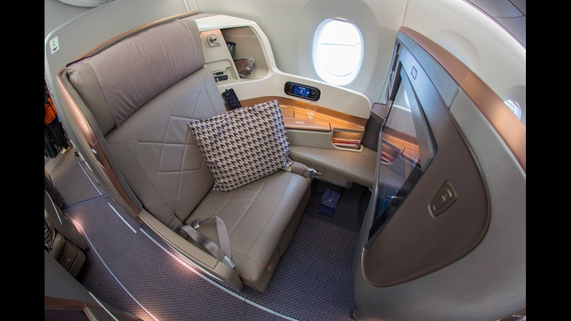 Singapore airlines to launch the world 39 s longest flight in for Singapore airlines sito italiano