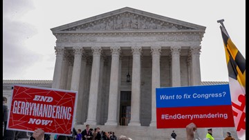 Supreme Court agrees to hear Virginia case on racial redistricting. Will partisan gerrymandering be next?