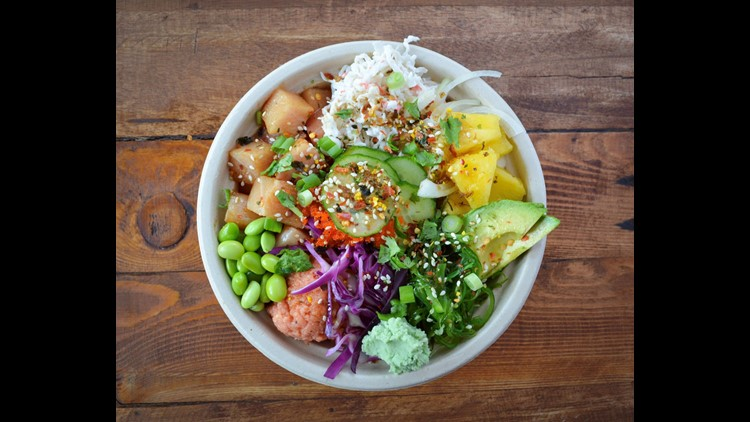 These Hawaiian restaurants on the mainland serve the island's specialties, whether raw fish and rice bowls, plate lunches or shave ice.