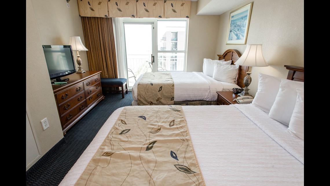 Myrtle Beach Hotel Ratings