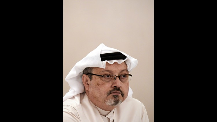 A Saudi journalist critical of the government lived in self-imposed exile in the U.S. He vanished after visiting a Saudi consulate in Istanbul Oct. 2