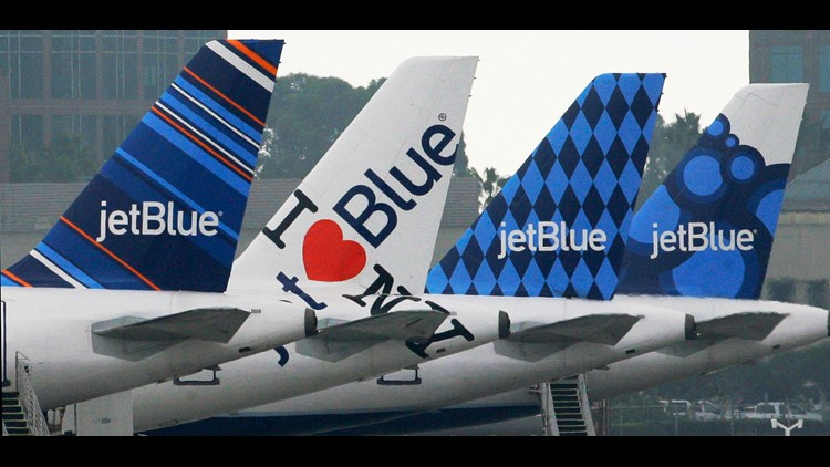 JetBlue comes through after bridesmaid 'axed' from wedding party