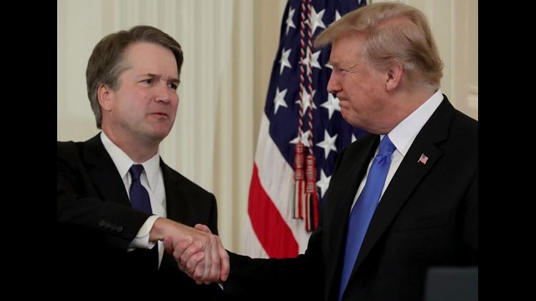 Senate Democrats demand 100,000 withheld Kavanaugh records