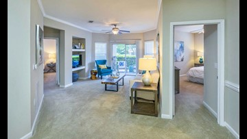 The cheapest apartment rentals in Ballantyne West, Charlotte