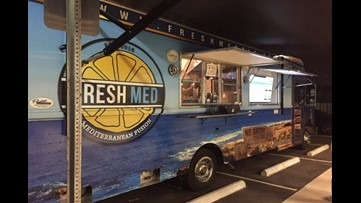 Check out 3 favorite inexpensive food trucks in Charlotte