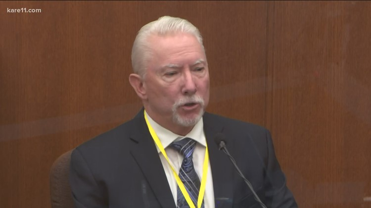 Defense's use-of-force expert: Derek Chauvin 'justified' in restraint of George Floyd