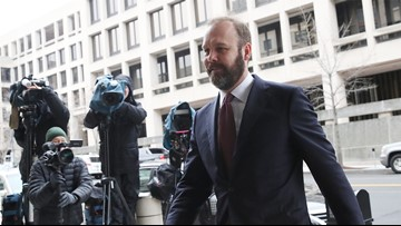 Prosecutors seek sentencing date for ex-Trump campaign aide