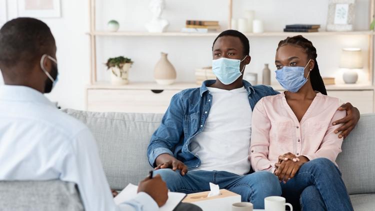 COVID-19 pandemic, racial injustice shines spotlight on Black mental health