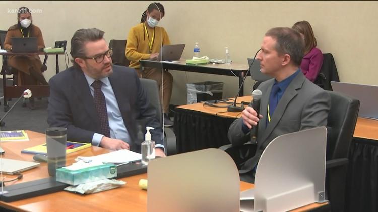 Derek Chauvin's attorney files motion seeking probation or lesser sentence