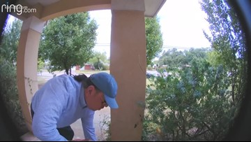 Texas Gov. signs bill making package theft a felony