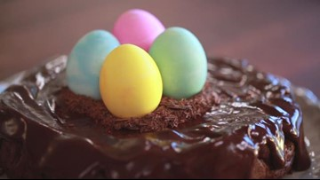 Gemma's Flourless Chocolate Cake Recipe