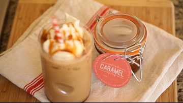 How to Make Salted Caramel Syrup for Your Coffee