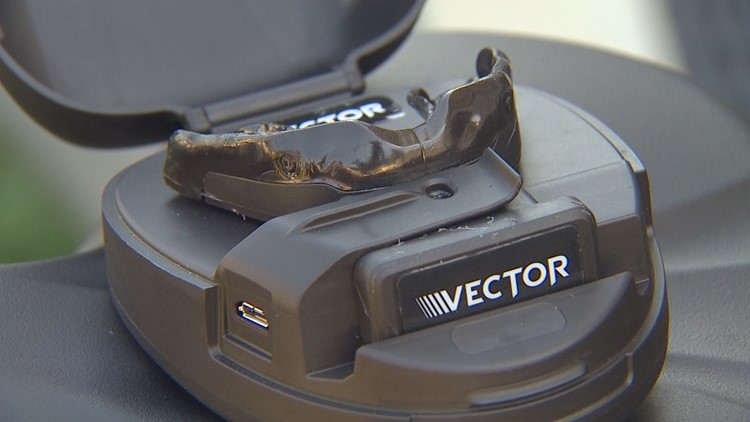 Mouthguard hopes to detect athlete concussions