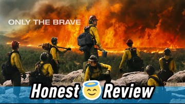 'Only The Brave' Movie Review - Honest Reviews with Kim Holcomb