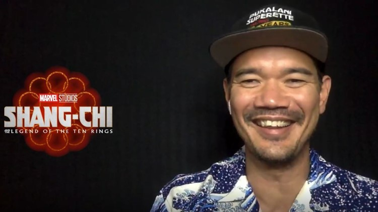 Meet the writer/director of Marvel's new hit 'Shang-Chi and the Legend of the Ten Rings'