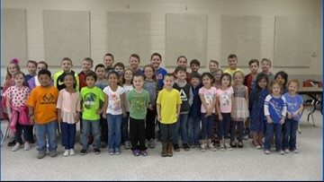 30 sets of twins have one Texas school district seeing double