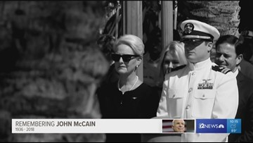 Impact: Team 12 members reflect on Sen  John McCain coverage