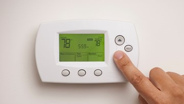 This is the coolest your thermostat should be, federal government says
