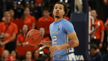 Cole Anthony returns, Tar Heels still lose, and Twitter takes shots