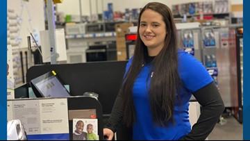 'It all happened so fast': Spokane Best Buy employee saves customer's life on Thanksgiving