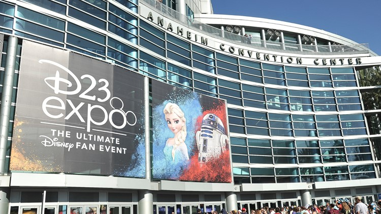 Disney teases 'Star Wars,' 'Frozen 2,' and more at D23 convention