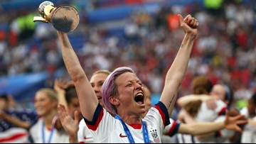 Megan Rapinoe will be among star-studded group at House of Soccer in uptown