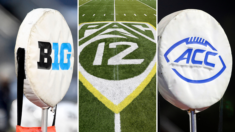 Big Ten, ACC, Pac-12 conferences formally announce 'alliance' with no binding contract