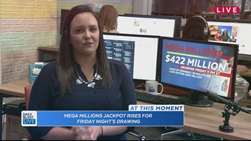 You can still win the Mega Millions this week
