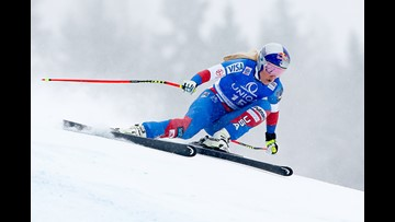 Lindsey Vonn sets sights on gold after missed opportunity in Sochi