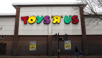 Toys R Us could file to liquidate by Wednesday