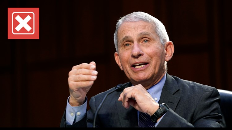 No, Dr. Fauci's emails were not leaked, they were obtained through FOIA requests