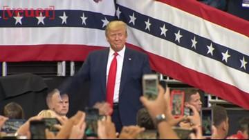 President Trump Kicks of His 2020 Campaign ... Against 2016 Rival Hillary Clinton