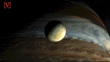 Jupiter May Have Collided with Newborn Planet 4.5B Years Ago, Altering Its Core