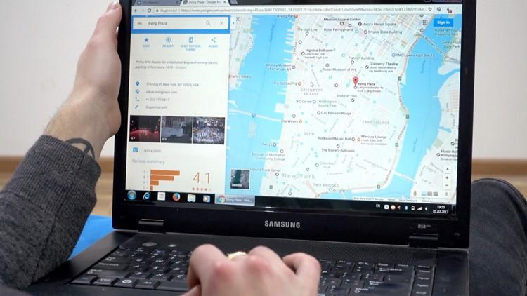 Italian Town Bans Use of Google Maps