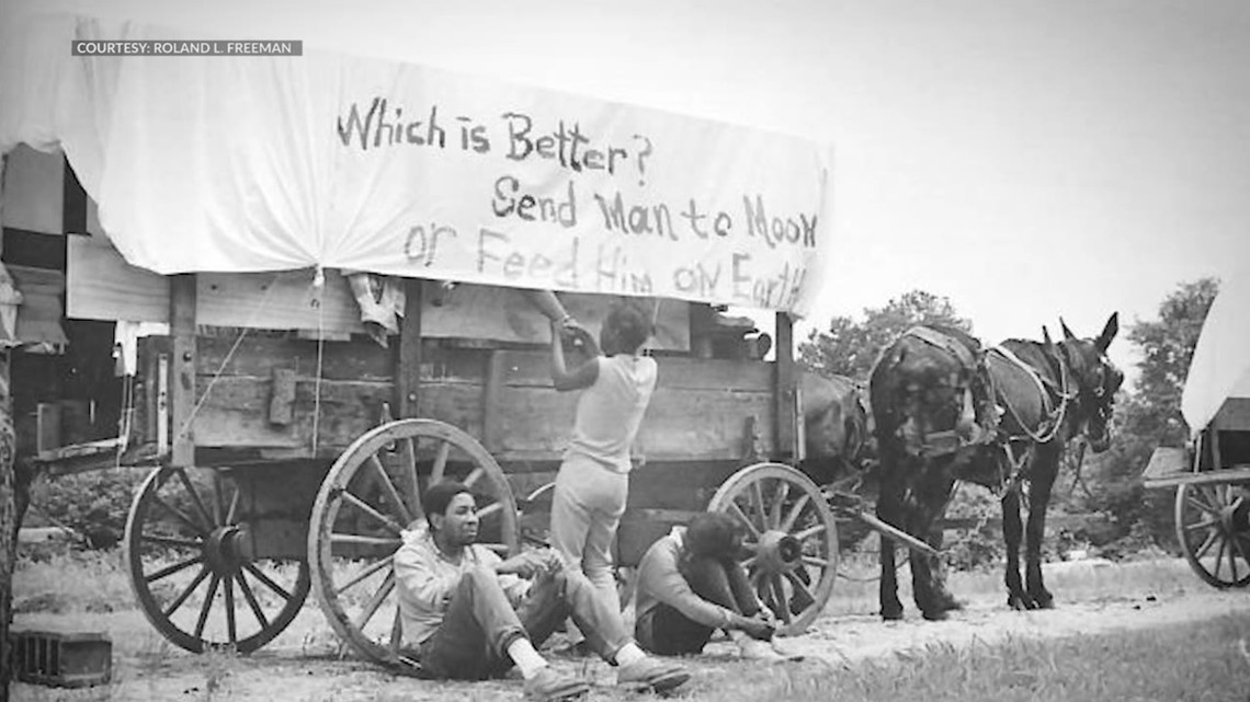 The Mule Train: Poor People's Campaign Continued