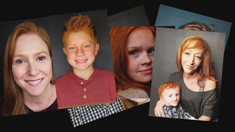 Redheads wanted for photographer's project