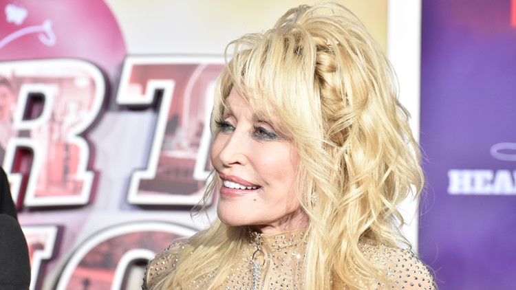 Dolly Parton named to  2021 TIME100 most influential people list