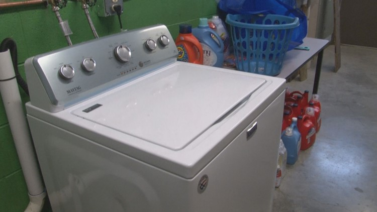 East TN school washes dirty laundry for kids who can't