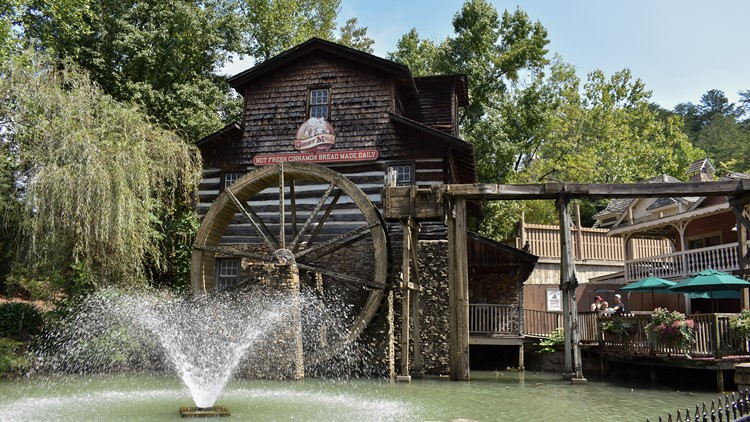 The Grist Mill at Dollywood
