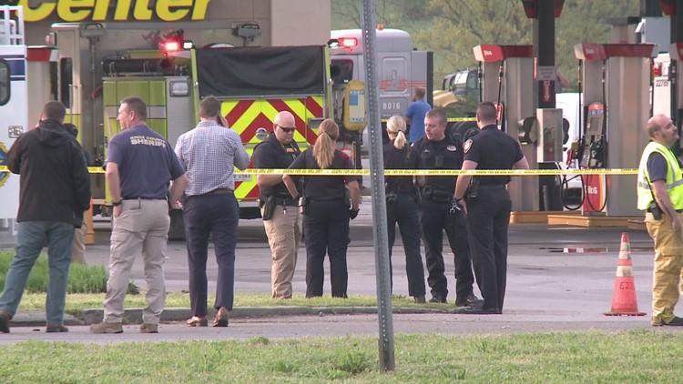 North Carolina truck driver stabbed 4 women at gas station: TBI