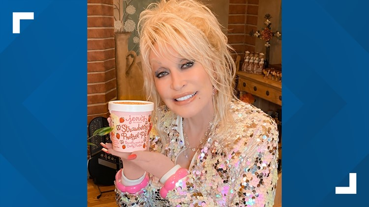 First batch of Dolly Parton-inspired ice sells out in minutes