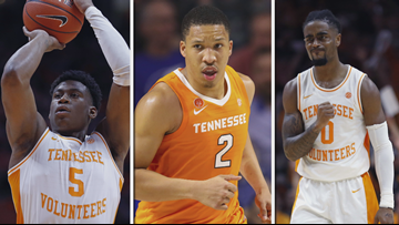 Charlotte native Grant Williams drafted by Boston Celtics in 1st round