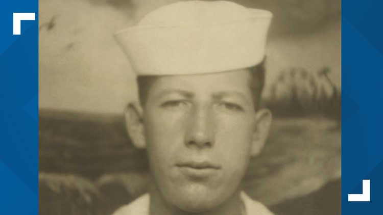 He was killed during the attack on Pearl Harbor. It took 79 years, but he's finally going home to East Tennessee