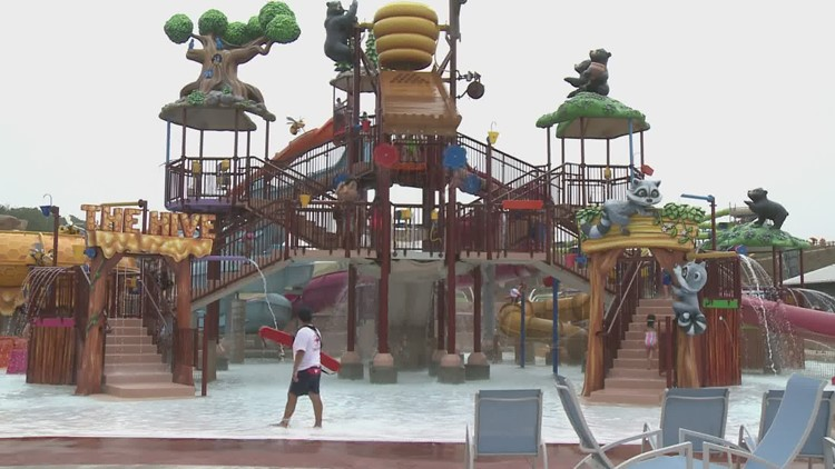 Dollywood's Splash Country & Soaky Mountain Waterpark open this weekend