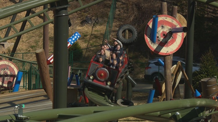 Roller coasters are causing smart devices to accidentally call 911. Dispatchers say it's taxing their system.