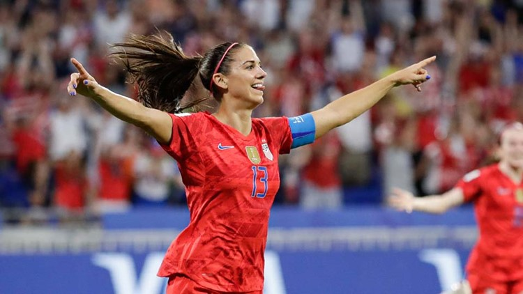 'They are paid less than men': US women soccer players appeal equal pay denial