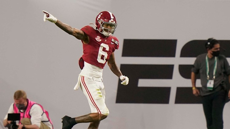 Alabama crushes Ohio State to win national championship, 52-24